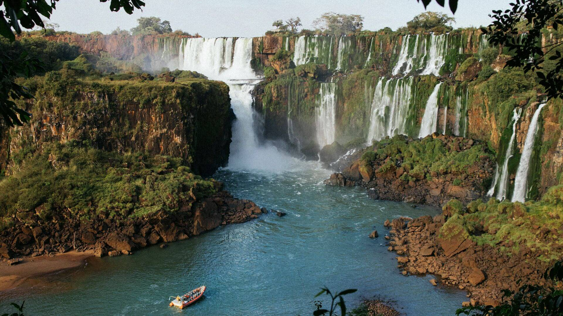 Travel to Iguazu, Misiones, Argentina