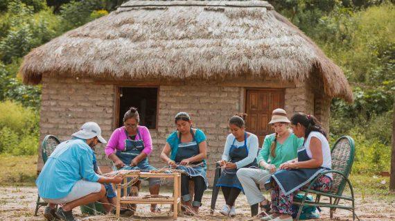 Travel to local communities in Argentina Salta