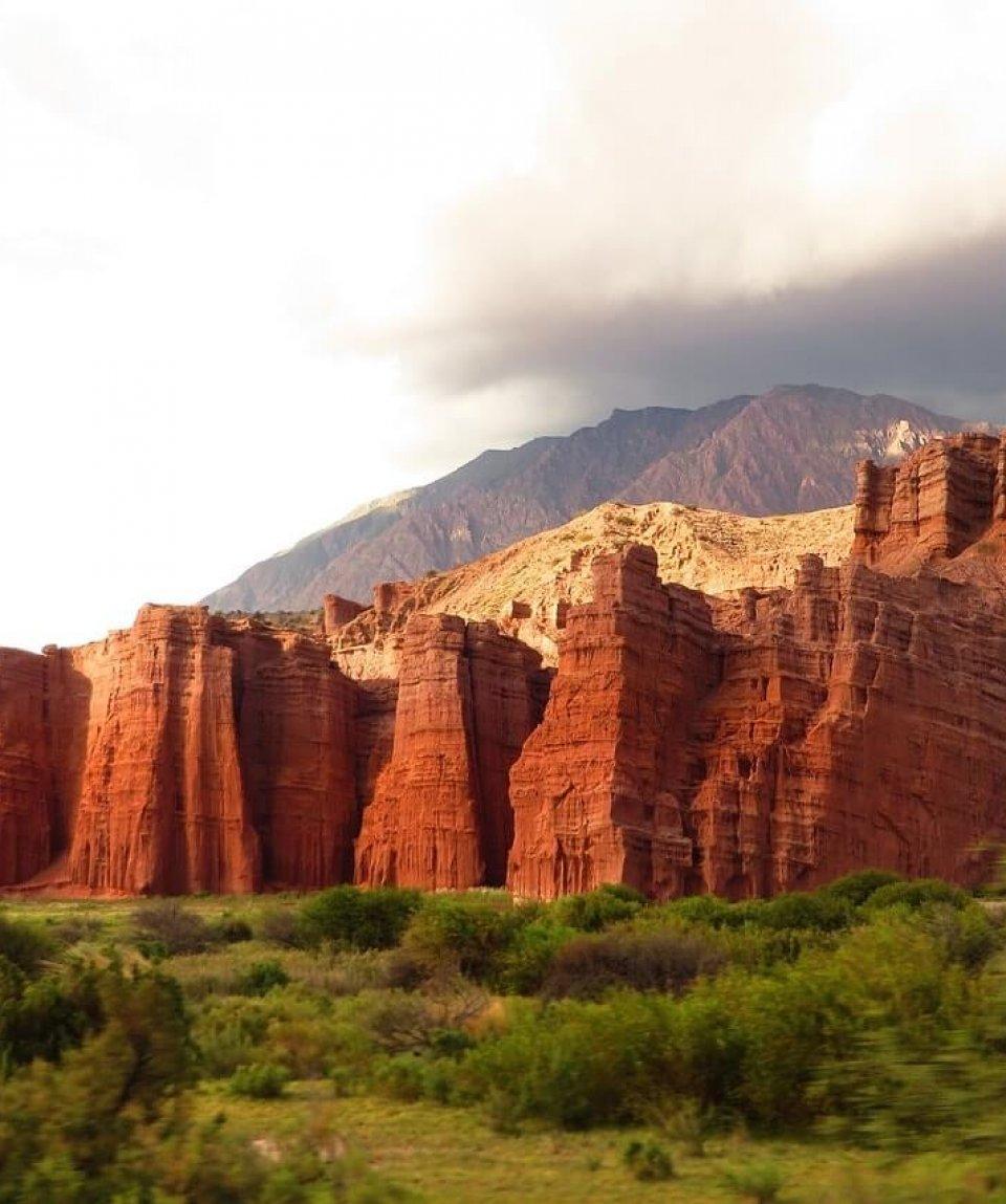 Quebrada-Cafayate