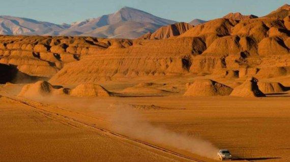 Viaje a Argentina: Tolar Grande
