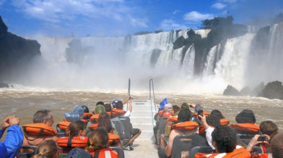 Tour Cataratas Iguazu