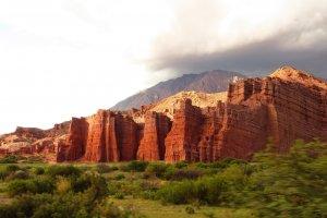 Paisajes del norte argentino