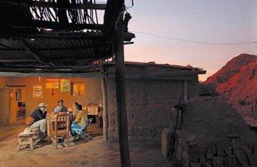 Comunidad rural en Hornaditas