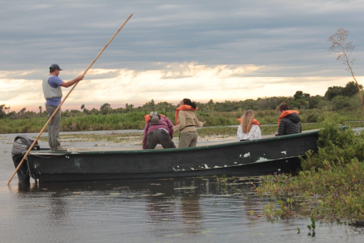 Esteros del Iberá, Corrientes, Argentina.