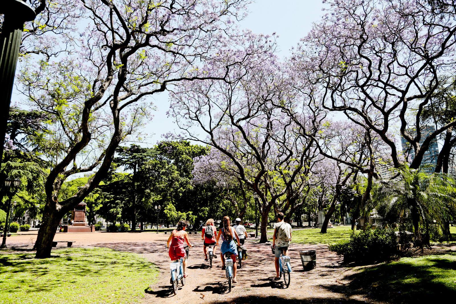 Bike Tour por Buenos Aires Norte